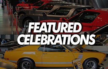 Featured Vehicle Displays & Reunions for 2020